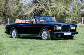 1991 Bentley Continental Convertible