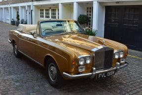 1973 Rolls-Royce Corniche Convertible