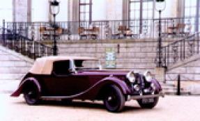1937 Alvis 3.5 Litre