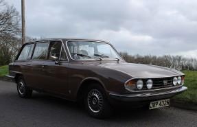 1975 Triumph 2500