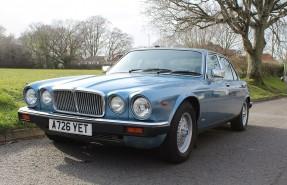 1984 Jaguar Sovereign