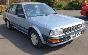 1987 Nissan Bluebird