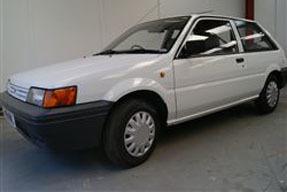 1989 Nissan Sunny