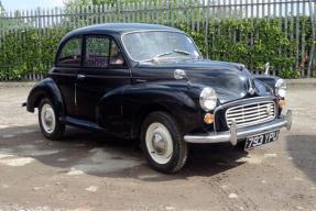 1961 Morris Minor