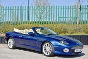 2004 Aston Martin DB7