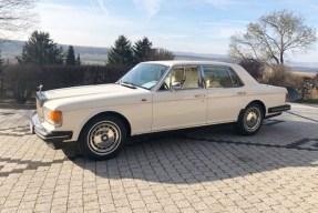 1990 Rolls-Royce Silver Spirit