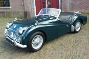 1963 Triumph TR3A