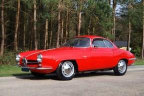 1967 Alfa Romeo Giulia Sprint Speciale