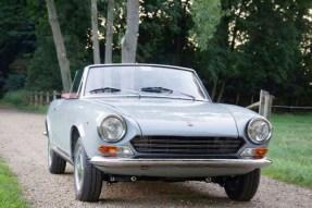 1967 Fiat 124 Sport Spider