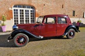 1938 Citroën 7C