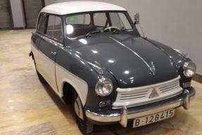 1956 Lloyd 600