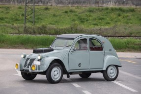 1963 Citroën 2CV Sahara