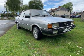 1981 Audi 80