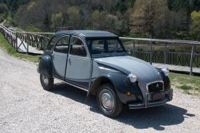 1985 Citroën 2CV