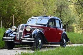1936 BMW 326