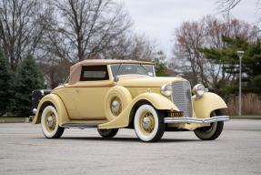 1933 Lincoln Model KA