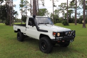 1990 Toyota HZJ75