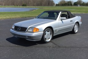1998 Mercedes-Benz SL 500