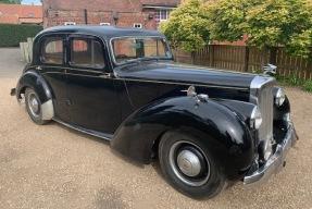 1951 Alvis TA14