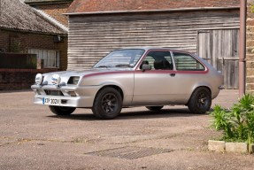1979 Vauxhall Chevette HS