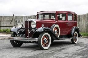 1932 Hupmobile B216