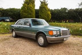 1986 Mercedes-Benz 500 SEL