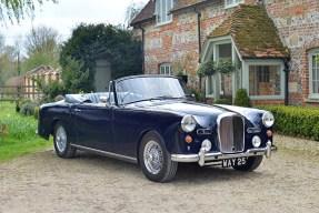 1960 Alvis TS21