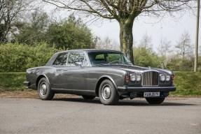 1980 Bentley Corniche