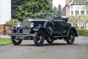 1932 Morris Cowley