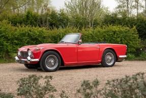 1965 Triumph TR4A