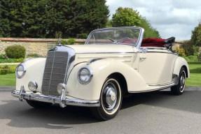 1954 Mercedes-Benz 220 A