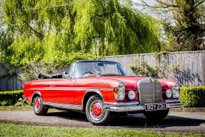 1964 Mercedes-Benz 300 SE