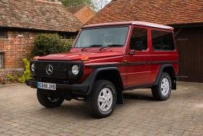 1990 Mercedes-Benz G-Wagen