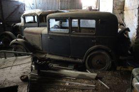 c. 1930 Peugeot 201