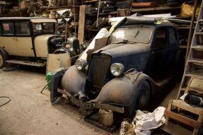 1934 Renault Celtaquatre