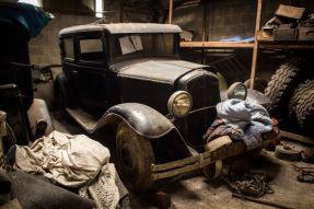 c. 1932 Renault Vivaquatre