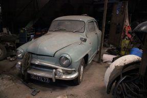 1958 Simca Aronde