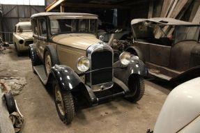 1930 Citroën Type AC 4