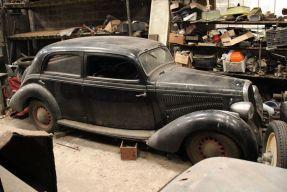 1936 Hotchkiss 480