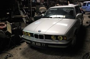1991 BMW 524 td