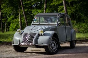 1958 Citroën 2CV