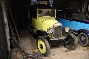 1924 Citroën Type C3