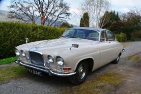 1966 Jaguar Mk X
