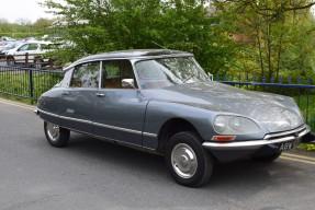 1967 Citroën DS