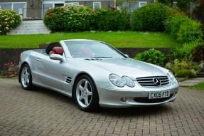 2005 Mercedes-Benz SL 350