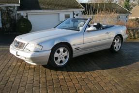 1999 Mercedes-Benz SL 320