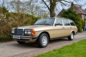 1986 Mercedes-Benz 280 TE