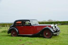 1936 Alvis Speed 20