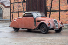1936 Peugeot 402 Eclipse