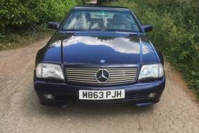 1995 Mercedes-Benz SL 320